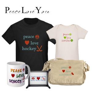PeaceLoveYou
